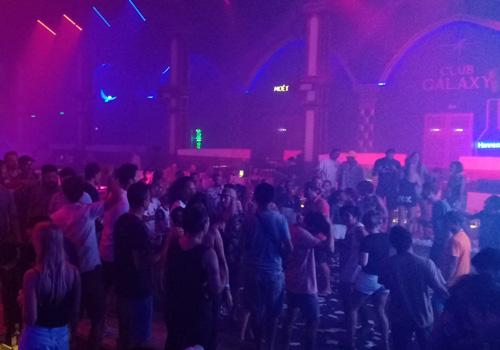 Club Galaxy Boracay Nightlife