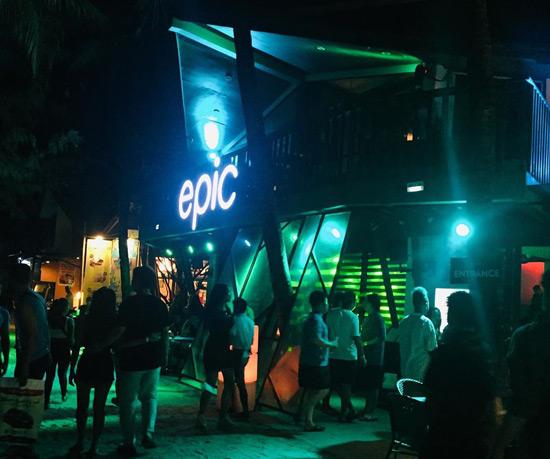 Epic Boracay nightlife best bars clubs