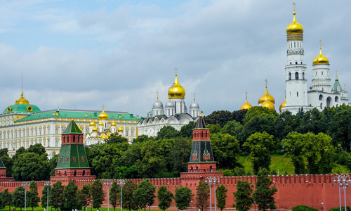 Kremlin Palace Places to visit in Moscow