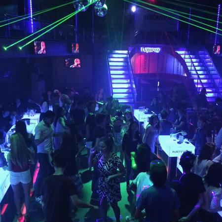 Malate Exklusiv Metro Manila nightlife