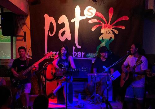 Pats Creek Bar