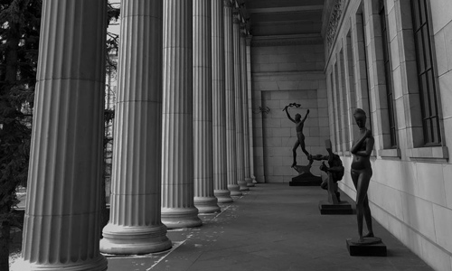 Places to visit in Moscow Pushkin Museum