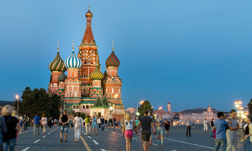 Red Square Best things to do in Moscow