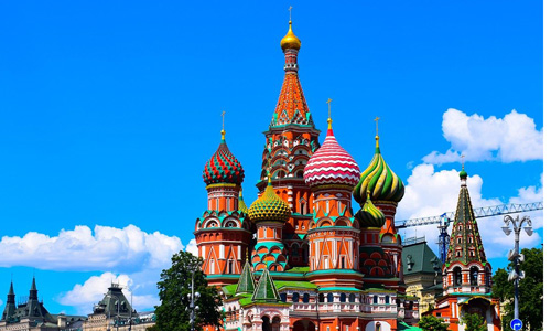 St. Basil's Cathedral Tourist Spots