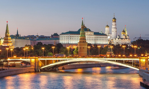 Top places to visit in Moscow capital city of Russia