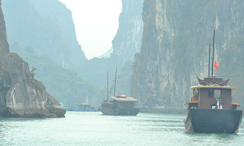 Ha Long Bay Tour Best places to visit in Hanoi