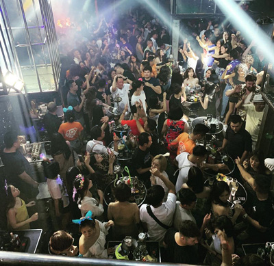 Hanoi nightlife Hero Club
