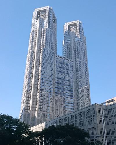Places to visit in Tokyo Metropolitan Goverment Building