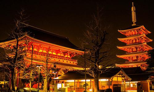 Senso-ji Temple Things to do in Tokyo