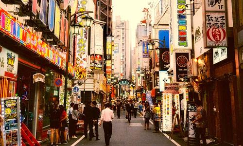 Shinjuku Things to do in Japan
