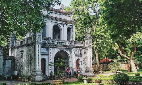 Temple of Literature Travel Blog