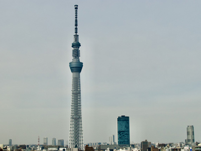 Tokyo Skytree Places to visit in Japan