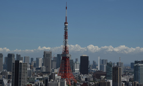 Tokyo Tower Best places to visit in Japan East Asia