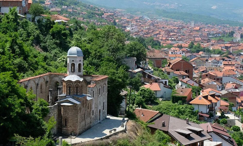 Church of the Holy Savior Travel to the Balkans