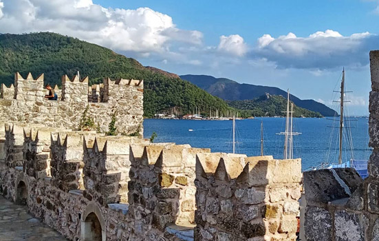 Marmaris Castle Things to do in Mugla