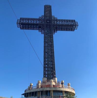 Millennium Cross Places to visit in Skopje