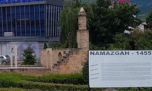 Namazgah Places to visit in Prizren Travel blog