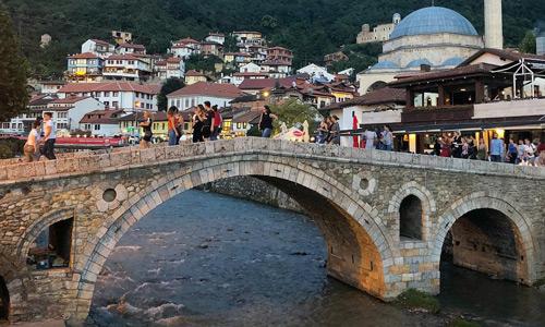 Old Stone Bridge Kosovo travel guide blog