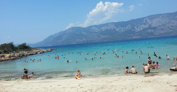 Sedir Island Cleopatra Beach Gokova