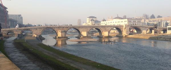 Stone Bridge Balkan road trips